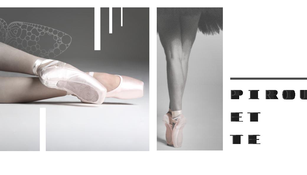 Evidence Ballet - Sapatilha de Ponta Pirouette