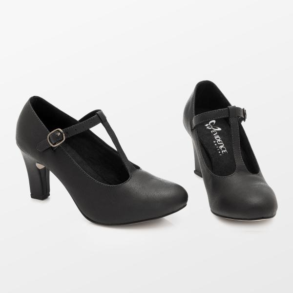 8fb83660a4 Sapato feminino com fivela e correia – 51 - Evidence Ballet - Loja ...