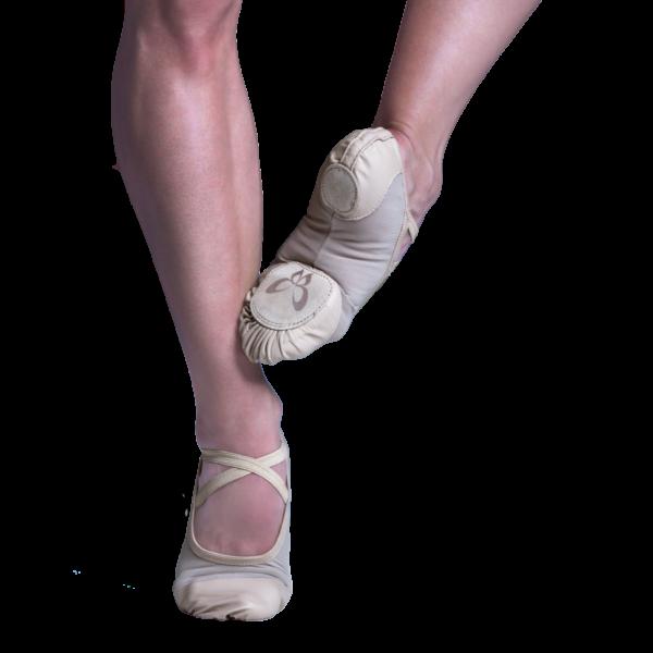 7a5da88d48be3 Evidence Ballet - Sapatilha de meia ponta, Sapatilha de Ballet, Sapatilha  Brisé