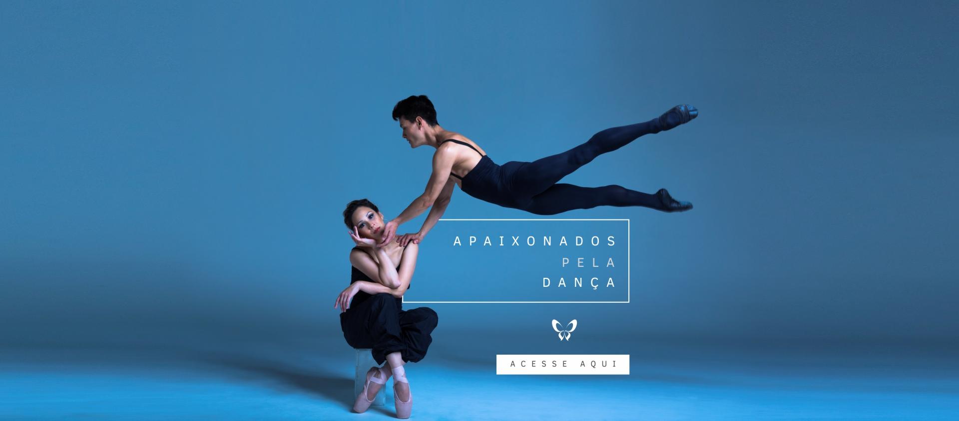 Blog - Paixão Pela Dança