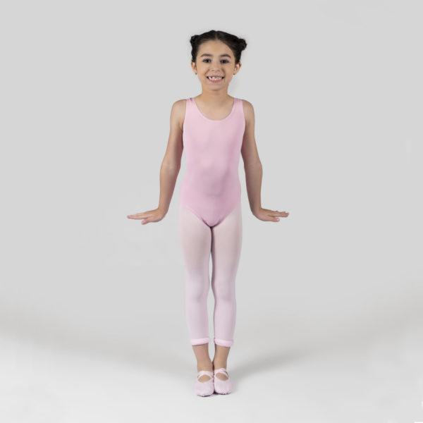 Collant Regata Decote Redondo 101 - Evidence Ballet