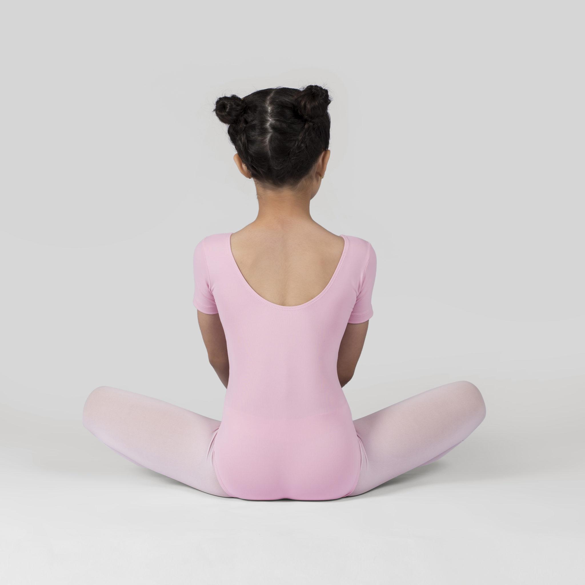 8e161820e9 Collant Meia Manga Decote Redondo Adulto- 106 - Evidence Ballet ...