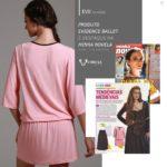 Evidence Ballet - Abril 2018 - Revista Minha Novela