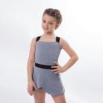 600x600 Saia Short Transpassar Amni Infantil - 991 -Evidence Ballet