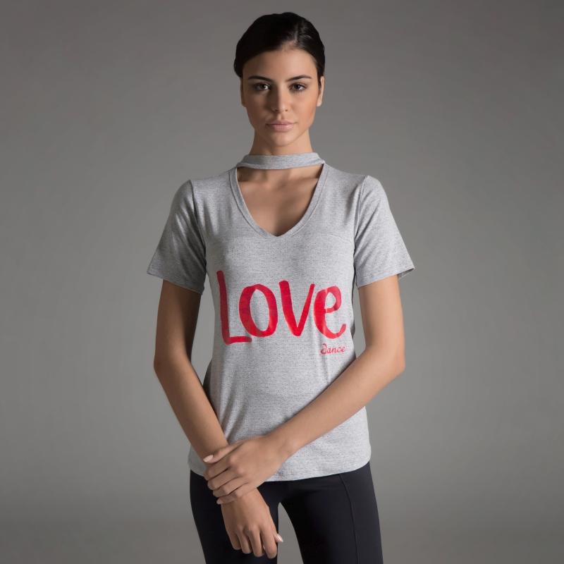 T-Shirt Choker - 1070