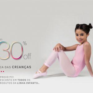 Dia das Crianças: encontre o presente ideal para sua pequena bailarina