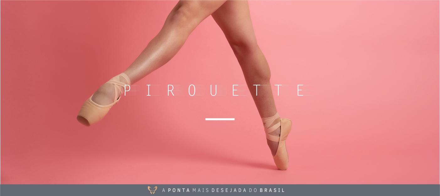 Sapatilha de Ponta Pirouette