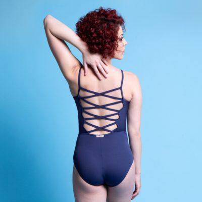 Collant Adulto Cava Americana - 1164 - Collant ballet - Roupa Ballet
