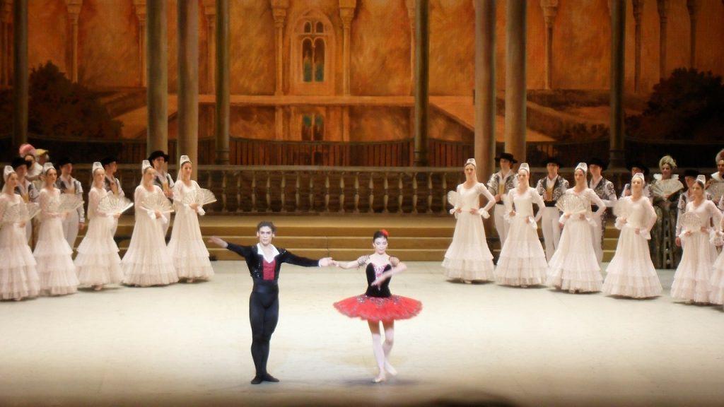 paris, france, ballet